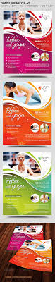 images about flyer spa simple yoga business 1000 images about flyer spa simple yoga business flyer templates and beauty salons