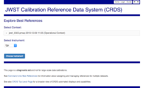 using the crds web site crds documentation user input based best references