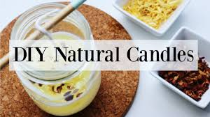 How to Make <b>Candles</b> with <b>Essential Oils</b> - Homemade Summer DIY ...