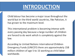 essay on child labour in indiaessay on line child labour short essay on child labour   the birth of child is