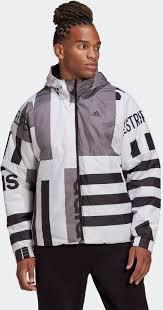 <b>Куртка</b> Adidas <b>BTS</b> REV AOP J <b>мужская</b> черный купить в Intersport ...