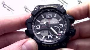<b>Часы</b> Casio G-SHOCK GG-1000-1A - Инструкция, как настроить ...