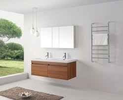 55 inch double sink bathroom vanity:  abersoch  inch wall mounted double sink bathroom vanity plum finish