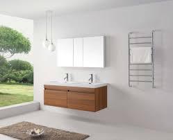 55 inch double sink bathroom vanity:  abersoch  inch wall mounted double sink bathroom vanity plum finish