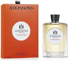 <b>Atkinsons 24 Old Bond</b> Street Eau de Cologne 50ml in duty-free at ...