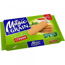"""Печенье """"<b>MAGIC GRAIN</b>"""" мультизлаковое с экс. стевии, без ..."""