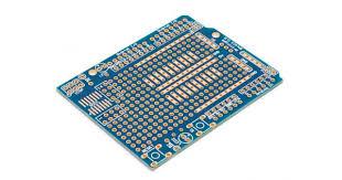 <b>Prototyping Shield PCB</b> for Arduino