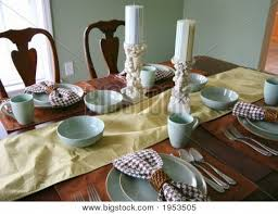 Dining Room Table Setting Dining Room Table Settings Dining Room Dining Room Table Setting