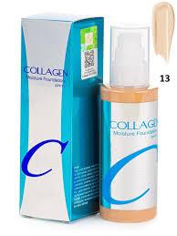 <b>Тональный крем</b> №13 Moisture foundation collagen spf 15,100 мл ...
