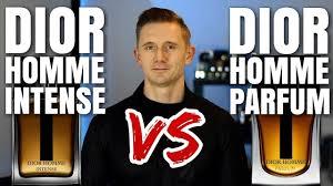 <b>Dior Homme Intense</b> vs Dior Homme Parfum | Which do I prefer ...