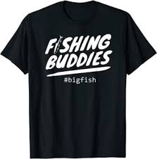Father and Son Fishing Shirts Fisherman Buddy Dad ... - Amazon.com