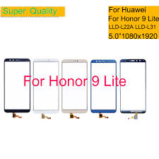 <b>10Pcs</b>/<b>lot Touchscreen For Huawei</b> Honor 9 Lite 9LITE LLD AL00 ...