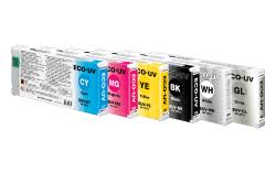 UV, Eco-Solvent & Sublimation <b>Inks</b>