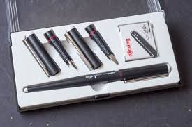 Review: <b>Rotring ArtPen Calligraphy</b> Pen Set | Parka Blogs