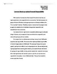 personal responsibility essay  wwwgxartorg lawyers stand up against personal responsibility university law lawyers stand up against personal responsibility