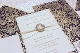 wedding invitation purple and gold by alexandrialindo on etsy Purple Gold Wedding Invitations wedding invitation purple and gold by alexandrialindo on etsy, $10 50 gold foil damask elegant luxury indian middle eastern pinterest damasks, cheap purple and gold wedding invitations