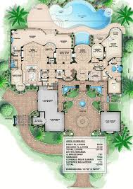 Mediterranean house plans  Mediterranean houses and House plans on    Plan WE  Tuscan Style Mansion  Tuscan Luxury