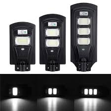 Online Shop 40W/<b>90W</b>/<b>120W LED Solar</b> Lamp Wall <b>Street</b> Light ...