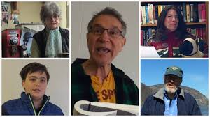 one poem a day to conclude 3 highlands current clockwise from upper left leonora burton heller levinson lucille merry neal spitzer
