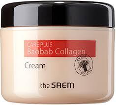 The Saem <b>Крем коллагеновый с экстрактом</b> баобаба Care Plus ...