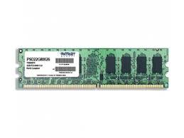 Купить <b>модуль памяти Patriot Memory</b> PSD22G80026 (2048 Mb ...