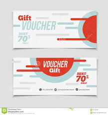abstract gift voucher or coupon design template voucher design abstract gift voucher or coupon design template voucher design stock photos