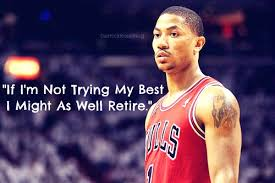 Image result for derrick rose ice bath pics