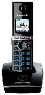 радиотелефон panasonic kx tg8051 ruw white