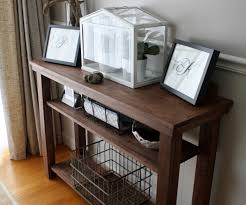 How To Build A Dining Room Table Build A Dining Room Console Table Side Or Serving Table