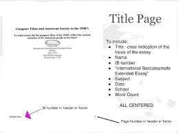 ronald reagan bibliography essay extended essay topics  ib extended essay requirements