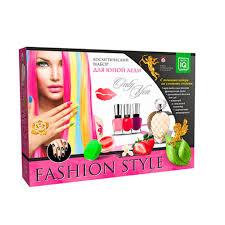 <b>Набор для творчества Каррас</b> Косметический набор Fashion ...