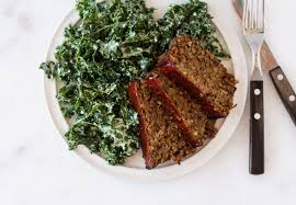 "Oat & Lentil ""<b>Meat Loaf</b>"" 
