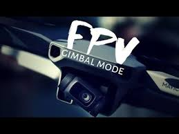 <b>MAVIC MINI</b> | FPV <b>gimbal</b> mode you must know for ALL <b>DJI</b> drones ...