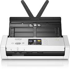 Купить <b>сканер BROTHER ADS-1700W</b> серый/черный в интернет ...