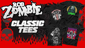 <b>Rob Zombie</b> Store: <b>Rob Zombie</b> Official Online Store
