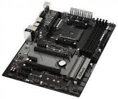 <b>Материнская плата ASRock B450</b> Pro4 ATX, чипсет AMD B450 ...