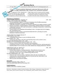 sample resume administrative assistant job duties for resume office assistant duties