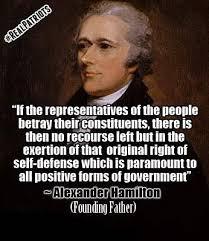 PatrioticQuotes Alexander Hamilton quote, Founding Father Source ... via Relatably.com