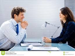 job interview at office stock photos image  job interview at office