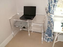 acrylic furniture work station click to acrylic furniture uk