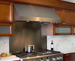 series vent hood:  calabria lifestyle view