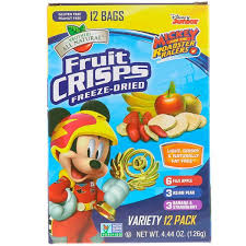 Brothers-All-Natural, <b>Disney</b> Junior, Freeze Dried - <b>Fruit Crisps</b> ...
