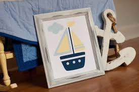 ideas sailboat bathroom
