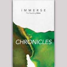 Immerse: Chronicles – 8 Week Plan