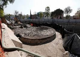 Meksika'da 650 yıllık tapınak bulundu