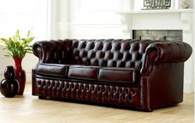 richmond grand leather sofa chesterfield furniture history