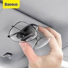 <b>Car Glasses</b> Case <b>Baseus</b> - Clip Card Ticket Holder <b>BASEUS</b>