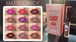 <b>Matte</b> Candy <b>Liquid Lipstick</b> - Buy Online. Hairspray Ireland | Hair ...