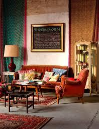 classy bohemian living room bohemian style living room