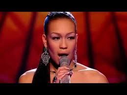 Rebecca Ferguson Amazing Grace - YouTube